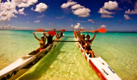 Aruba Canoe