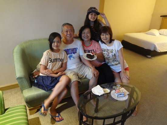 Baiyoke Sky Hotel: thank you for  your kindness