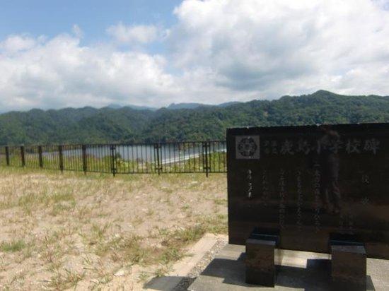 Sangen-kyo Bridge : 今は・・水の中?