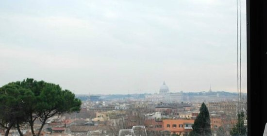Casina Valadier: view