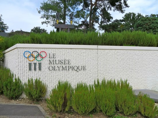 Olympic Museum Lausanne (Musee Olympique) : Olympic Museum