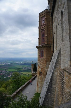 Castle of Hohenzollern: castle