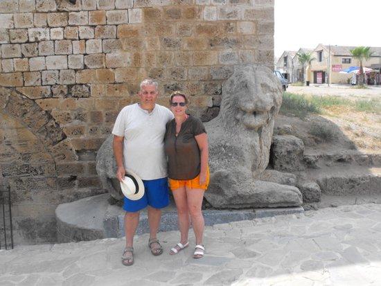 Red Bus Cyprus: Venitian Lion