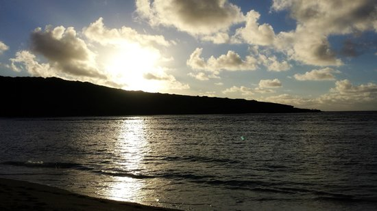 Hanauma Bay Nature Preserve: Sunrise