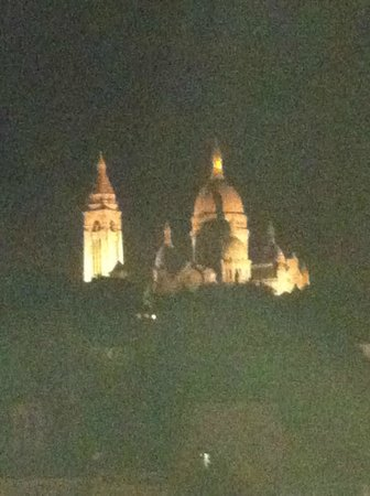 Hotel Royal Fromentin : picture taken from 5th floor