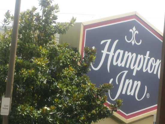 Hampton Inn Orlando Near Universal Blv / International Dr: Hotel
