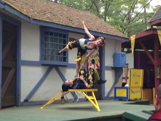 King Richard's Faire: Stage Act