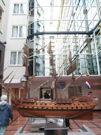 Radisson Blu Hotel, Amsterdam: Lobby