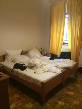 Questenberk: Our room