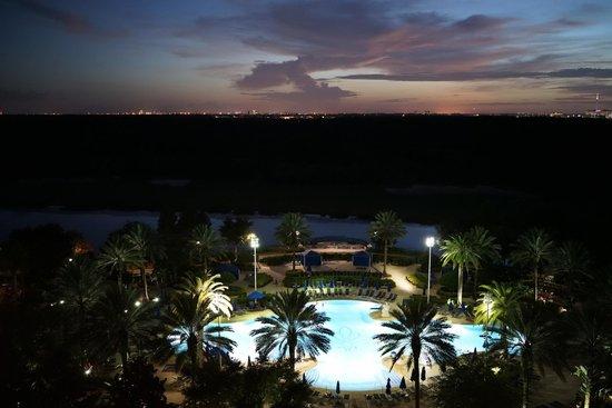 The Ritz-Carlton Orlando, Grande Lakes: Pool view