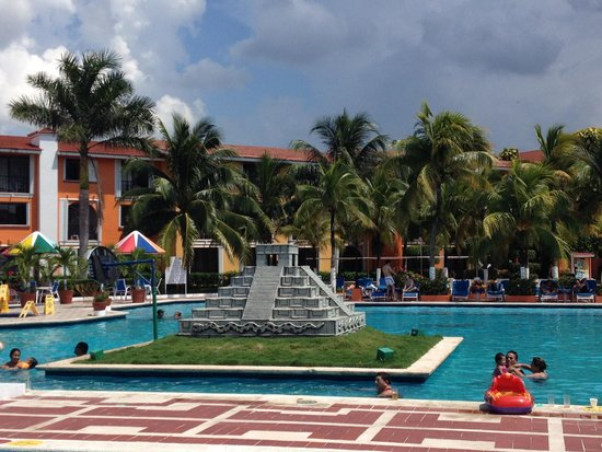 Hotel Cozumel and Resort: Great pool!
