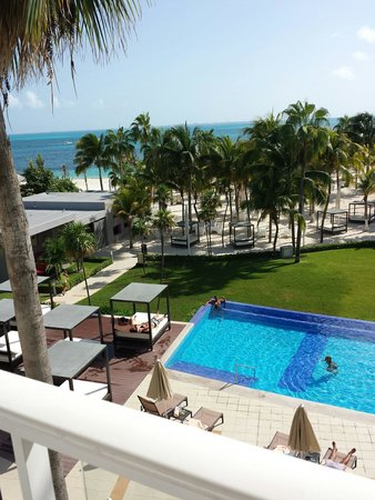 Hotel Riu Palace Peninsula: Vista villa vip adultos only