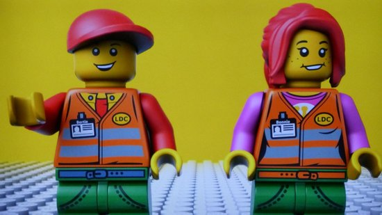 Welcome video - Picture of Legoland Discovery Center, Somerville ...