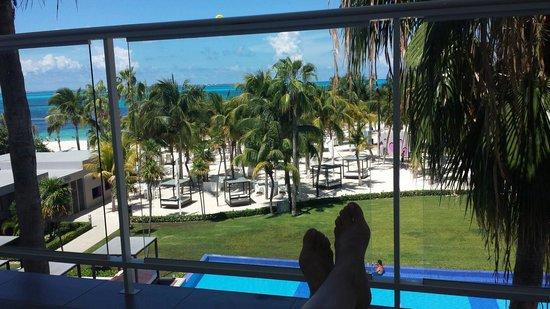 Hotel Riu Palace Peninsula: Piscina vip