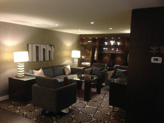 Grand Hyatt Washington: Grand Club