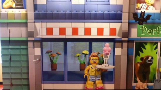 mural - Picture of Legoland Discovery Center, Somerville - TripAdvisor
