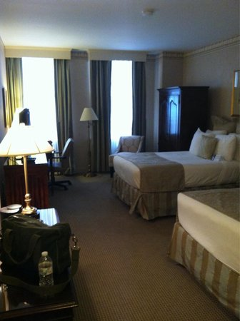 The Berkeley Hotel : Our room 602