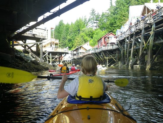 Southeast Sea Kayaks : Creek Street