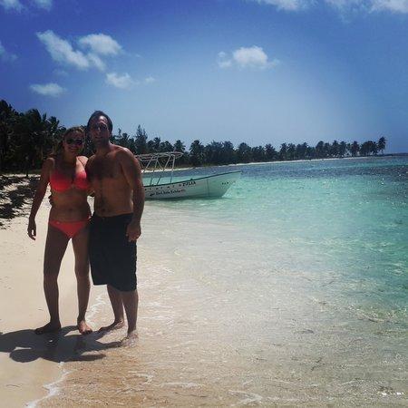 Isla Saona : paraiso!!