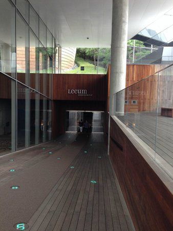 Leeum Samsung Museum of Art : エントランス