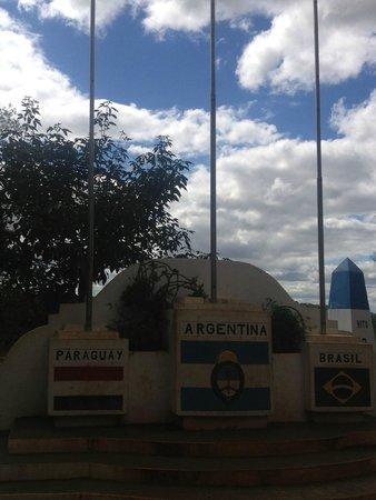 Hito de Las Tres Fronteras Argentina: View3