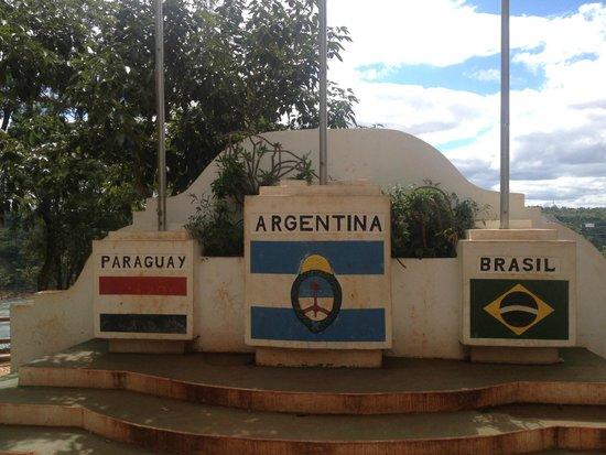 Hito de Las Tres Fronteras Argentina: View5
