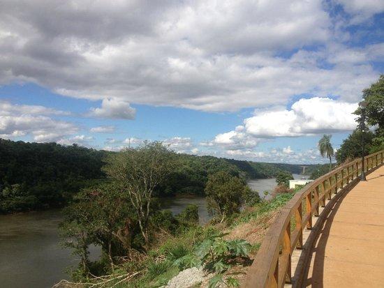 Hito de Las Tres Fronteras Argentina: View2