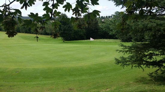 Normandy Country: Amazing golf course on location