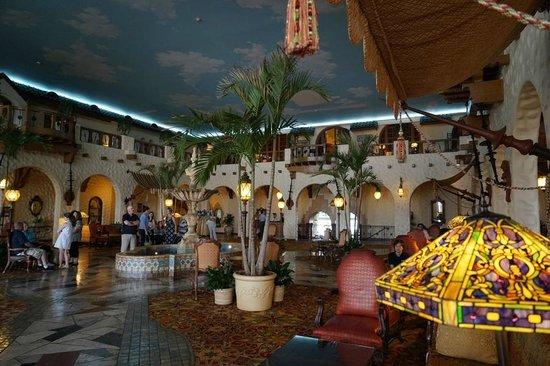 The Hotel Hershey: Lobby