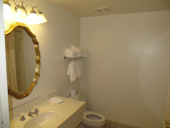 Grand Canyon Railway Hotel: Bathroom