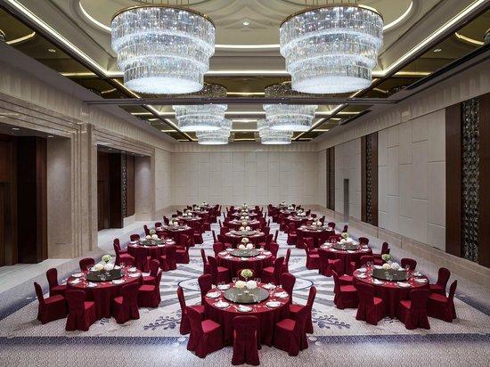Astor Ballroom - Wedding Setup