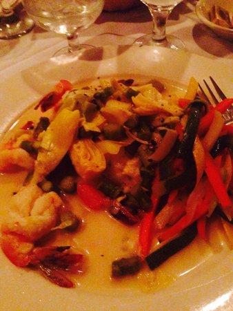 Shrimp Casa Bella- Fantastic!!