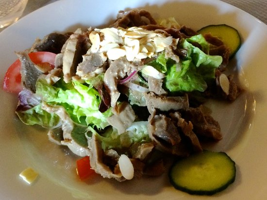 Restaurant Adelaide : Gizzard Salad at Adelaide
