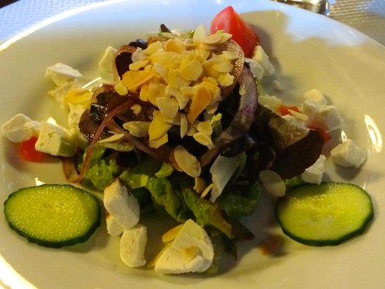 Restaurant Adelaide : Goat Cheese Salad at Adelaide