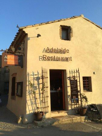 Restaurant Adelaide : Entrance to Adelaide