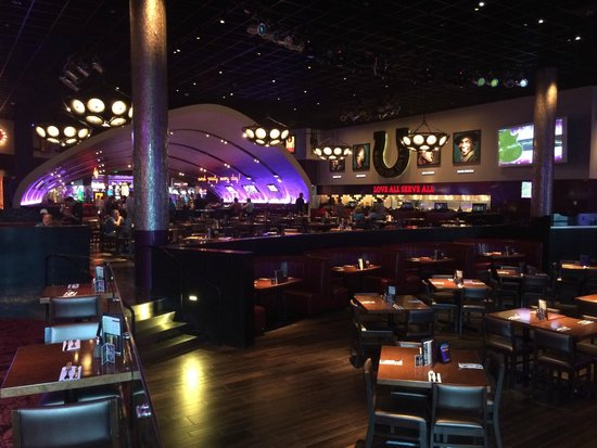 The stage - Picture of Hard Rock Cafe Tampa, Tampa ... |Hard Rock Cafe Tampa