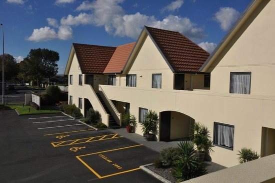 Bella Vista Motel Hamilton