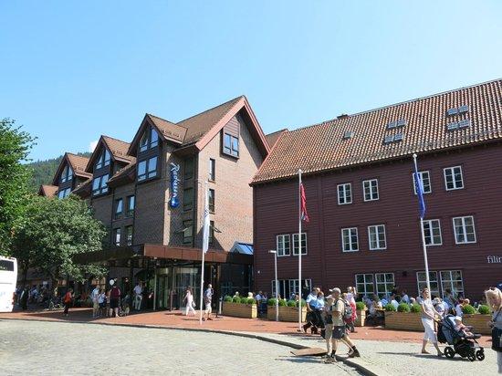 Radisson Blu Royal Hotel, Bergen : Hotel