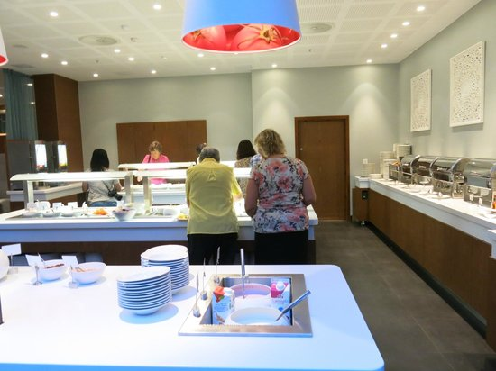 Radisson Blu Royal Hotel, Bergen : Breakfast buffet
