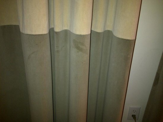One King West Hotel & Residence: STAINS ALL OVER CURTAINS