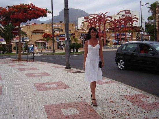TRYP Tenerife: Сан-Евгениа в Адехе