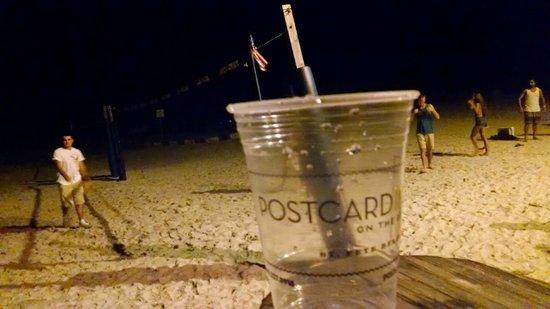 Postcard Inn on the Beach: Beachside for 4th of July