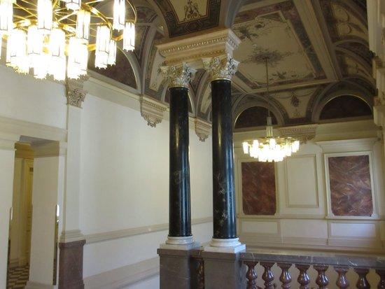 Boscolo Prague, Autograph Collection: A classy spot..expensive but upscale