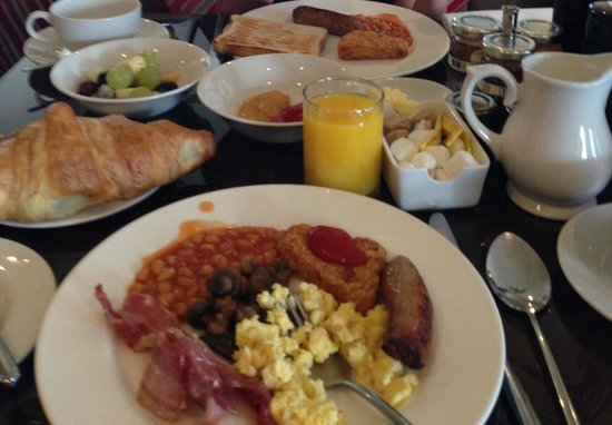The Cavendish London: Breakfast - excellent!