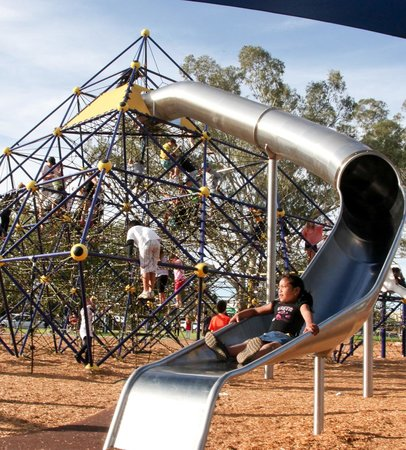 City Park rated a NSW Top 10 Playground - Picture of