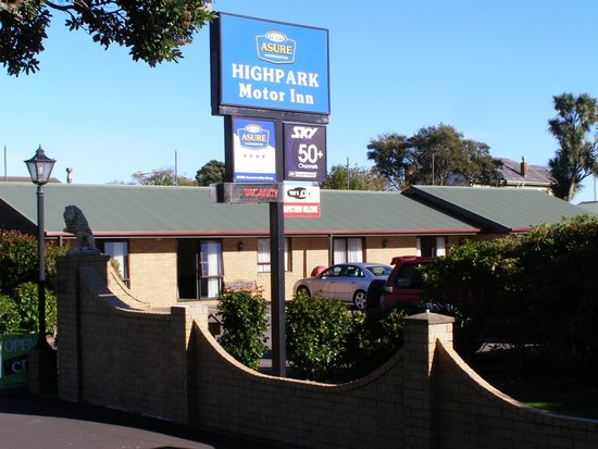 Photo of Asure Highpark  Motor Inn Greymouth