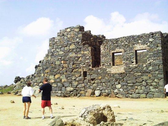 ABC Tours Aruba : Fort
