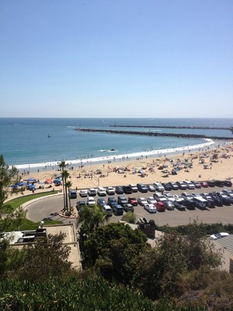 Corona Del Mar State Beach: Photo from Higher View Neighborhood View