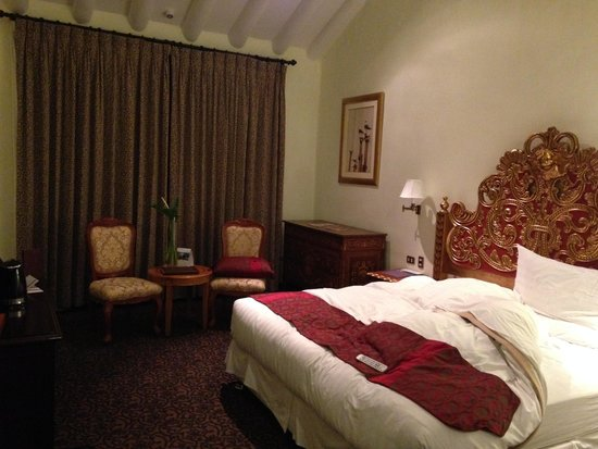 Aranwa Sacred Valley Hotel & Wellness : Bedroom