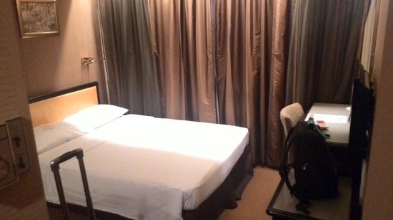 Best Western Plus Hotel Kowloon : Bed